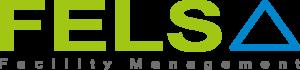 Firmenlogo mit Schriftzug der Firma Fels-Services